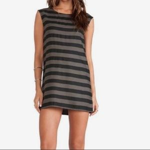 RVCA mini dress / beach cover up